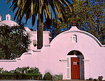 Mission San Luis Rey, the eighteenth founded in 1798 on the Central Coast, California mission chain