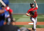 Images from a spring training game between the Arizona Diamondbacks and the Texas Rangers, in Surprise, Ariz., on Thursday, March 5, 2020. <br /> Photo by Cathleen Allison/Cathleen Allison Photography
