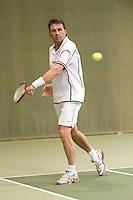12-03-11, Tennis, Rotterdam, NOVK, Theo Gorter