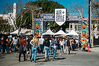 Shaun White's AIR + STYLE Los Angeles Festival