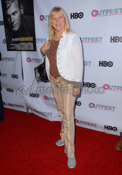 """11 July 2015 - West Hollywood, California - Candy Clark. Arrivals for the 2015 Outfest Los Angeles LGBT Film Festival screening of """"Tab Hunter Confidential"""" held at The DGA Theater. Photo Credit: Birdie Thompson/AdMedia"""