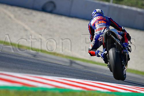 25th Septmeber 2020, Circuit de Barcelona, Catalunya, Spain; MotoGp of Catalunya, Free practise sessions;  27 Iker Lecuona