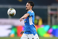 Mario Rui of SSC Napoli during the Serie A football match between Genoa CFC and SSC Napoli stadio Marassi in Genova ( Italy ), July 08th, 2020. Play resumes behind closed doors following the outbreak of the coronavirus disease. <br /> Photo Matteo Gribaudi / Image / Insidefoto