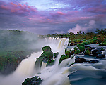 Iguazu National Park, a UNESCO World Heritage Site, in Argentina, South America