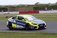 Rounds 3,4 & 5 of the 2020 British Touring Car Championship. #62 Rick Parfitt. EXCELR8 with TradePriceCars.com. Hyundai i30N.