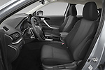 Front seat view of 2021 Mitsubishi Eclipse-Cross Invite 5 Door SUV Front Seat  car photos