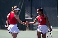 Hawaii v Stanford Tennis W, April 13, 2021