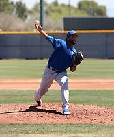 Jesus Tejada - Chicago Cubs 2019 extended spring training (Bill Mitchell)