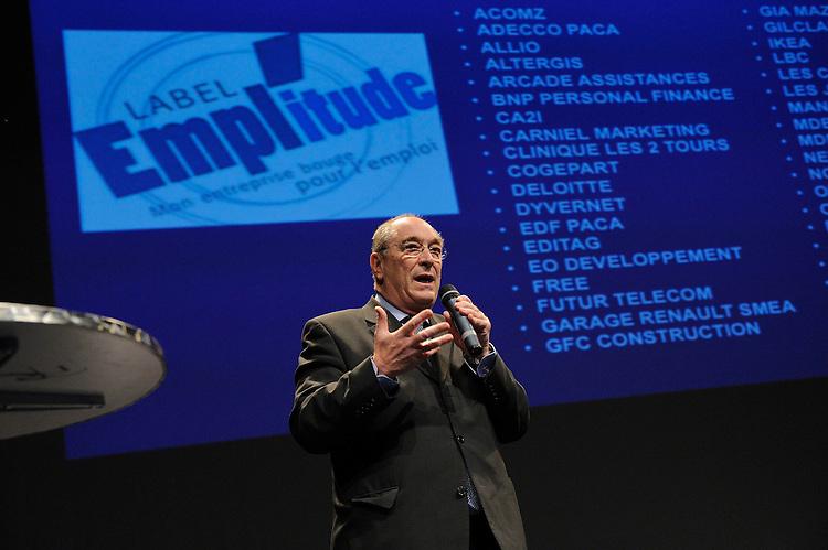Trophées RSE PACA 2010 - Forum des acteurs de la Responsabilité sociétale des entreprises le 18 et 19 mars 2010 au Parc Chanot à Marseille -