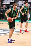 TDAYS EuroCup 2020-2021.Round 1.<br /> Joventut Badalona vs Partizan NIS Belgrado: 85-82.<br /> Vladimir Brodziansky.