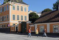 Barockpalast Grevagården in Karlskrona, Provinz Blekinge, Schweden, Europa, UNESCO-Weltkulturerbe<br /> Baroque Palace Grevagården  in Karlskrona, Province Blekinge, Sweden