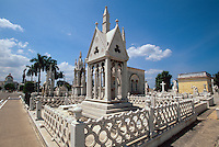 Cuba, Kolumbus-Friedhof - Necropolis Cristobal Colon in Habana, Unesco-Weltkulturerbe