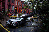 September Storm Park Slope 2010