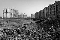 - Milano, periferia sud, quartiere Barona - Cantalupa  (marzo 1991) <br /> <br /> - Milan, southern suburbs, district Barona - Cantalupa (Mars 1991)