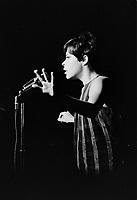 ARCHIVE - Radio Canada <br /> <br />  (date inconnue, entre 1967 et 1972)<br /> <br /> Photo : Agence Quebec Presse  - Alain Renaud
