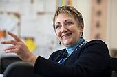 Headteacher Cauthar Maryam Latif Tooley,  Sarah Bonnell Girls' School, Stratford, London, a specialist language college..