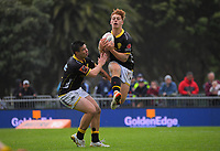 during the Mitre 10 Cup rugby match between Wellington Lions and Tasman Makos at Jerry Collins Stadium in Wellington, New Zealand on Saturday, 31 October 2020. Photo: Dave Lintott / lintottphoto.co.nz