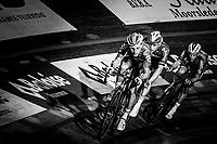 Tosh Van der Sande (BEL/Lotto-Soudal)<br /> <br /> Madison Race<br /> zesdaagse Gent 2019 - 2019 Ghent 6 (BEL)<br /> day 3<br /> <br /> ©kramon