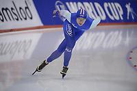 SPEEDSKATING: Calgary, The Olympic Oval, 08-02-2020, ISU World Cup Speed Skating, 1500m Ladies Division B, Sofie Karoline Haugen (NOR), ©foto Martin de Jong