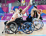 Tamara Steeves, Lima 2019 - Wheelchair Basketball // Basketball en fauteuil roulant.<br />
