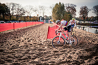 U23 CX World Champion Ryan Kamp (NED/Pauwels Sauzen - Bingoal) on his way to becoming the 2020 European Champion<br />