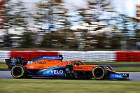 10th 2020, Nuerburgring, Nuerburg, Germany; FIA Formula 1 Eifel Grand Prix, Qualifying sessions;  55 Carlos Sainz ESP, McLaren F1 Team
