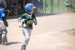 The Athletics scored 20-5 with the Cubs at the Benicia Community Park holding a 7-0 record.