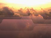 File folders in the sky