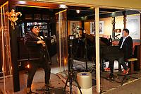 Roy Hammer zu Gast beim Livestream-Pianoabend von Ralf Baitinger - Moerfelden-Walldorf 27.02.2021: Pianoabend mit Ralf Baitinger & Friends