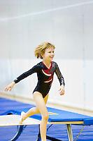 Gymnast Factory - 2012 State Meet