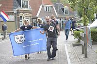 ZWEMMEN: FRYSLÂN: 18-08-2018, Elfstedenzwemtocht, Maarten van der Weijden, IJlst, ©foto Martin de Jong
