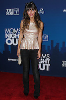 """HOLLYWOOD, LOS ANGELES, CA, USA - APRIL 29: Denyse Tontz at the Los Angeles Premiere Of TriStar Pictures' """"Mom's Night Out"""" held at the TCL Chinese Theatre IMAX on April 29, 2014 in Hollywood, Los Angeles, California, United States. (Photo by Xavier Collin/Celebrity Monitor)"""