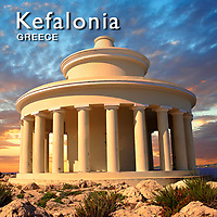 Cephalonia [ Kefalonia ]  Island Pictures & Photos, Geece. Photography, Fotos & Images