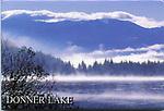 FB-M65,  Donner Lake photo magnet,