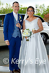 Normoyle/Foley wedding in the Rose Hotel on Monday June 7th