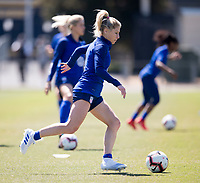 USWNT Training, March 30, 2019