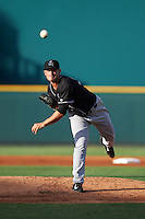 Jupiter Hammerheads pitcher Ben Holmes (30) delivers a pitch during a game against Bradenton Marauders on August 4, 2015 at McKechnie Field in Bradenton, Florida.  Jupiter defeated Bradenton 9-3.  (Mike Janes/Four Seam Images)
