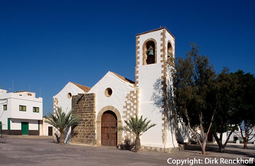 Spanien, Kanarische Inseln, Fuerteventura, San Miguel in Tuineje