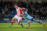 Wycombe Wanderers v Crewe Alexandra - 27.09.2016