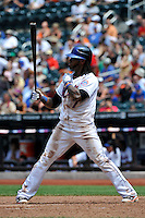 New York Mets infielder Jose Reyes #7 during a game against the St. Louis Cardinals at Citi Field on July 21, 2011 in Queens, NY.  Cardinals defeated Mets 6-2.  Tomasso DeRosa/Four Seam Images