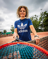 Rotterdam, The Netherlands, June 11, 2020,   Petra Kamstra (NED)<br /> Photo: Tennisimages/Henk Koster