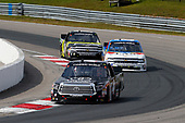 NASCAR Camping World Truck Series<br /> Chevrolet Silverado 250<br /> Canadian Tire Motorsport Park<br /> Bowmanville, ON CAN<br /> Sunday 3 September 2017<br /> Christopher Bell, Toyota Tundra and John Hunter Nemechek, Fire Alarm Services, Inc. Chevrolet Silverado<br /> World Copyright: Russell LaBounty<br /> LAT Images