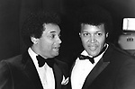 Gary US Bonds and Chubby Checker at 1982 American Music Awards