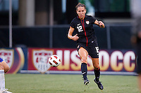 14 MAY 2011: USA Women's National Team forward Lauren Cheney (12) during the International Friendly soccer match between Japan WNT vs USA WNT at Crew Stadium in Columbus, Ohio.