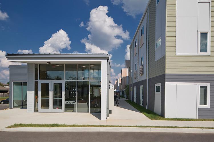 Benchmark Apartments   Jonathan Barnes Architecture & Design