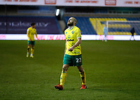 2nd February 2021; The Den, Bermondsey, London, England; English Championship Football, Millwall Football Club versus Norwich City; Teemu Pukki of Norwich City walking off the pitch towards the away tunnel in disappointment  after the final whistle