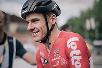 Adam Hansen (AUS/Lotto-Soudal)<br /> <br /> 104th Tour de France 2017<br /> Stage 10 - Périgueux › Bergerac (178km)