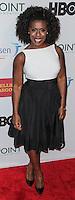 NEW YORK CITY, NY, USA - APRIL 07: Uzo Aduba at the Point Honors New York Gala 2014 held at the New York Public Library on April 7, 2014 in New York City, New York, United States. (Photo by Jeffery Duran/Celebrity Monitor)