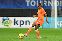 20200304 Valenciennes , France : Dutch Lineth Beerensteyn (21)  pictured during the female football game between the national teams of The Netherlands and Brasil on the first matchday of the Tournoi de France 2020 , a prestigious friendly womensoccer tournament in Northern France , on wednesday 4 th March 2020 in the Stade du Hainaut of Valenciennes , France . PHOTO SPORTPIX.BE | DIRK VUYLSTEKE