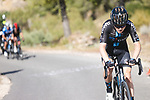 Michael Storer (AUS) Team DSM attacks from the breakaway during Stage 7 of La Vuelta d'Espana 2021, running 152km from Gandia to Balcon de Alicante, Spain. 20th August 2021.     <br /> Picture: Luis Angel Gomez/Photogomezsport | Cyclefile<br /> <br /> All photos usage must carry mandatory copyright credit (© Cyclefile | Luis Angel Gomez/Photogomezsport)